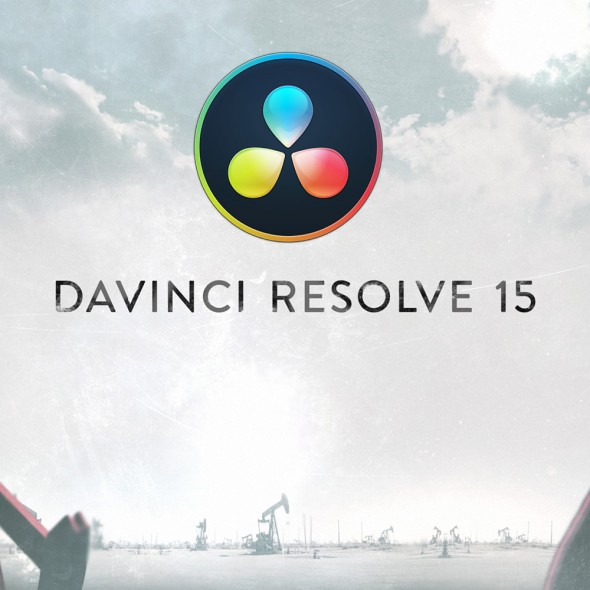 DaVinci Resolve 15 Studio DV/RESSTUD